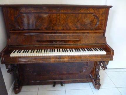 Urgent Sale - Antique Piano Mitchell Park Marion Area Preview