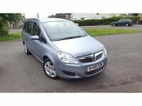 Vauxhall Zafira 1.9 CDTi Exclusiv 5dr Cambelt has been Changed+f/s/h