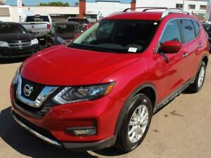 2018 Nissan Rogue SV 4dr All-wheel Drive, moonroof