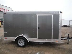 FOR RENT:  6x12 cargo trailer.. In fernie