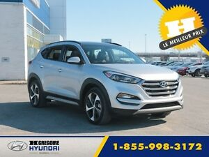 2017 Hyundai Tucson 1.6T Ultimate AWD TOIT PANO CUIR MAGS