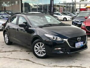 2018 Mazda 3 BN5478 Neo SKYACTIV-Drive Sport Black 6 Speed Sports Automatic Hatchback Palmyra Melville Area Preview