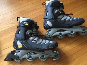 Roller Blades Skates (like new) size 10 and size 7