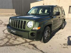 2008 Jeep Patriot Sport automatic very good shape