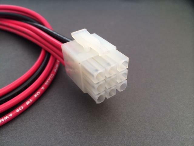 ICOM IC-M700 PRO IC-M710 M710 RT HF SSB Marine Radio 9-pin Power Cable OPC-568