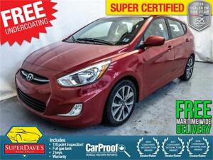 2017 Hyundai Accent SE *Warranty* $96.94 Bi-Weekly OAC