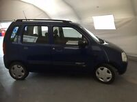 Suzuki Wagon Blue Met - FSH - genuine low miles - must be seen £600