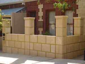 Limestone walls, landscaping and lawn mowing Perth Perth City Area Preview