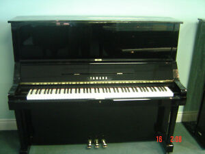 Yamaha upright U30A only 14 years old