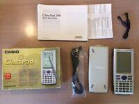 Casio Classpad 300 complete with box etc.