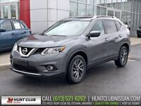 2016 Nissan Rogue SL Premium AWD | Navi, Pano Moonroof, Leather