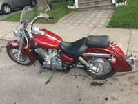Honda Shadow Aero 2005 *2500$*