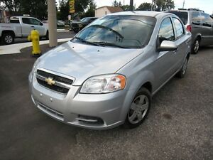 LEASE TO OWN IN 2 YEARS 2010 Chevrolet Aveo LS $184.96+hst/month