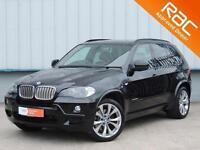 2010 BMW X5 XDRIVE35D M SPORT (7 SEAT) 4X4 DIESEL