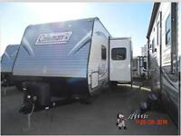 New 2015 Dutchmen RV Coleman Expedition CTS262BH Travel Trailers