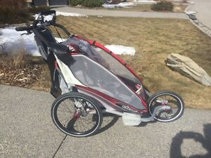 Chariot CX2 - Double Jogging Stroller