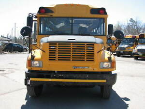 2002 International School Bus 7.3 Turbo Diesel with Corbeil Body