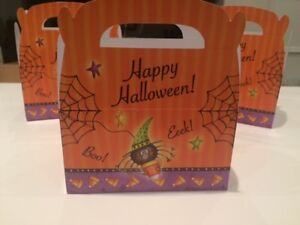 Halloween Favour/Loot Boxes