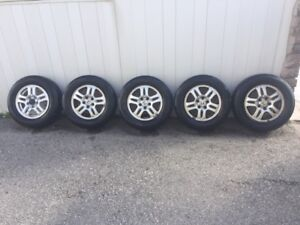 Wheels and Tires for Honda CRV  $150