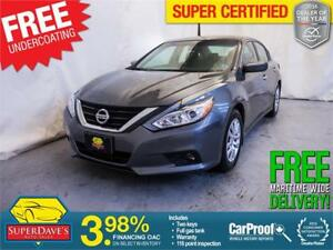 2017 Nissan Altima 2.5 *Warranty* $129.49 Bi-Weekly OAC