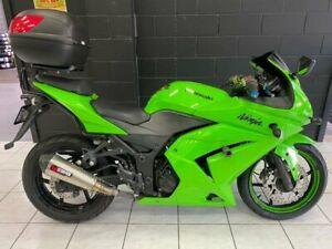2009 Kawasaki Ninja 250R (EX250) Bowen Hills Brisbane North East Preview