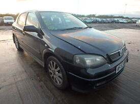 Vauxhall Astra 1.6 O/S Wing (2003)