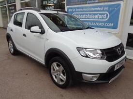 Dacia Sandero Stepway 1.5dCi £20 Road Tax Ambiance F/S/H Finance Available