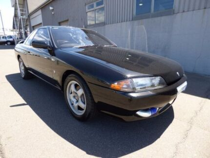 1989 Nissan Skyline HR31 GTS-T Black 5 Speed Manual Coupe