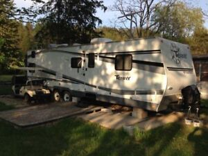 RV FOR SALE - 2006 TERRY FLEETWOOD EDITION 32'