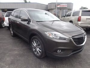 2015 Mazda CX-9 GT AWD LEATHER SUNROOF 7PASS