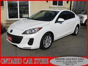 2013 Mazda Mazda3 !!! 1 OWNER NO ACCIDNETS!!!