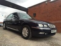 Rover 75 1.8 Club 4dr GENUINE 62,000 MILES FROM NEW