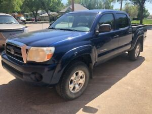 RELIABLE 2007 Toyota Tacoma Quad Cab