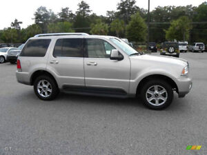 2003 lincoln aviator,gps ,roof, etc 5500$$