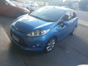 2009 FORD FIESTA ZETEC Midland Swan Area Preview