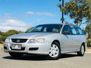 2005 Holden Commodore VZ Executive Silver Automatic Wagon Mawson Lakes Salisbury Area Preview