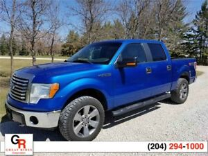 2010 Ford F-150 XLT XTR Package, 20's Wheels, Bluetooth, Nice