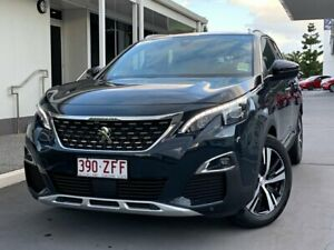 2018 Peugeot 3008 P84 MY18.5 GT Line Hurricane Grey 6 Speed Automatic Wagon North Lakes Pine Rivers Area Preview