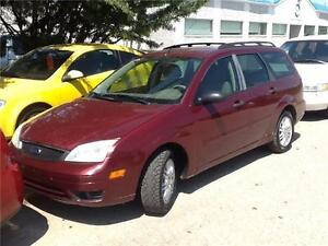 2007 FORD FOCUS WAGON $2695 MIDCITY WHOLESAL