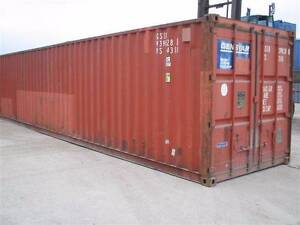 40' B Grade Cargo Worthy Shipping Container SALE - Bairnsdale Bairnsdale East Gippsland Preview