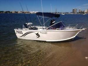 Aquamaster 4.4m Runabout Nerang Gold Coast West Preview