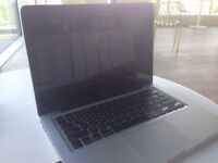 "13"" Macbook Pro with upgraded 8gb ram"