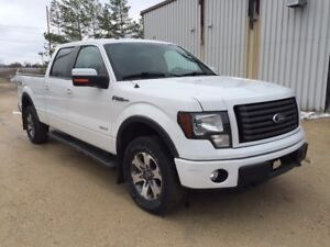 2012 Ford F-150 FX4 Pickup Truck ONLY 67,000 kms!! Safetied