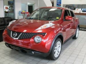 2013 Nissan Juke SV, 1.6L I4, AWD, Cloth, Clean Carproof, One Ow