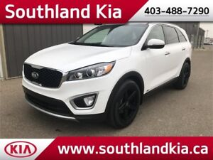 2017 Kia Sorento EX Turbo w/LEATHER