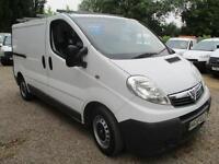 2009 Vauxhall Vivaro 2.0CDTi NO VAT 120,000 MILES GUARANTEED 2700 SWB