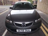 MAZDA 6 1.8 TS 5 DOOR HATCHBACK 56 REG,, ONLY 64,000 MILES ,, IDEAL FAMILY CAR,, MOT MARCH 2019