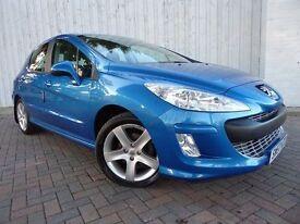 Peugeot 308 1.6 HDi 110 Sport ....Sporty Looks with Diesel Economy, 70+ MPG, Long MOT, Warranty