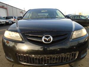 2007 Mazda Mazda6 GT 3.0L V6 SPORT PKG--only 132000