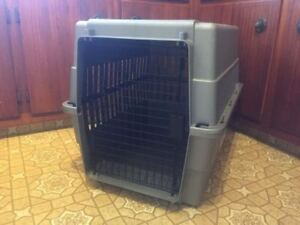 Medium Dog Cage - Airline approved.